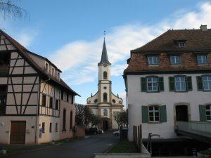 Visiter Fegersheim avec nous..