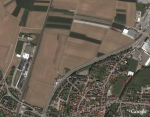 ZONE LOGISTIQUE photo zone ouest Fegersheim